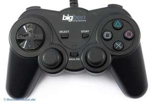Controller / Pad #grau [BigBen]