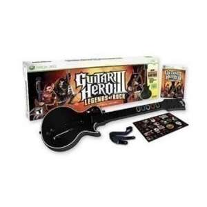 Guitar Hero III: Legends of Rock + Gitarre