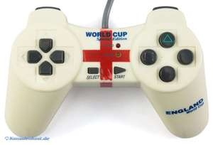Controller / Pad #England World Cup Special Edition