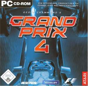 Geoff Crammond's Grand Prix 4