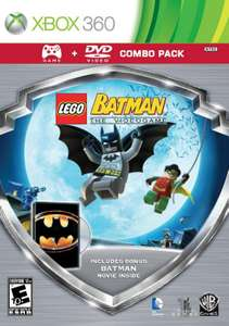 LEGO Batman: Das Videospiel / The Videogame #Combo Pack