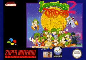 Lemmings 2 - Tribes