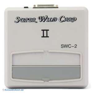 Super Wild Card II / SWC-2