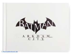 Batman: Arkham City + Artbook