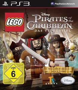 LEGO Der Fluch der Karibik / Pirates of the Caribbean [Standard]