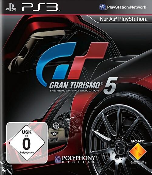 PS3 - Gran Turismo 5 [Standard]