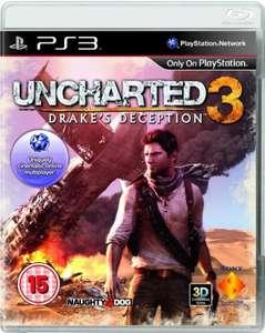 Uncharted 3: Drake's Deception [Standard]