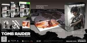 Tomb Raider #Survival Edition