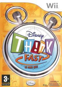 Disney's Think Fast: The Family Quiz Game