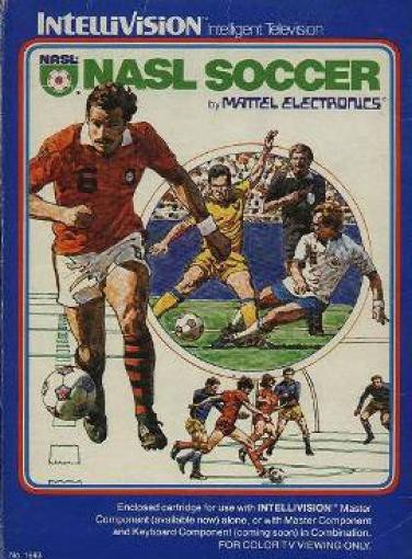 Specials - Intellivision - NASL Soccer