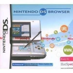 Nintendo DS Opera Browser