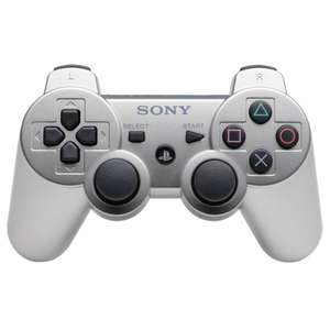 Original DualShock 3 Wireless Controller #silber [Sony]