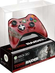 Wireless Controller / Pad #Tomb Raider Special Edition