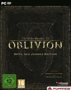 The Elder Scrolls IV: Oblivion #Game of the Year Edition