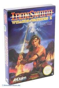 Wizards & Warriors II / 2: Iron Sword