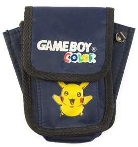 Pokemon Tasche / Carry Case #schwarz mit Pikachu