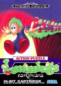 Lemmings 1: The Action Puzzle