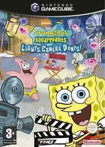 SpongeBob Schwammkopf: Film ab! / Lights, Camera, Pants