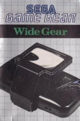 Original Wide Gear Bildschirmlupe [Sega]