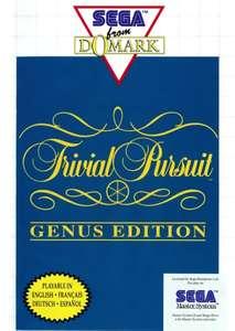 Trivial Pursuit: Genus Edition