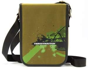 Tasche / Carry Case / Travel Bag für Konsole & Spiele #grün [Thrustmaster]