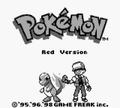 Pokemon Rote Edition / Red Version