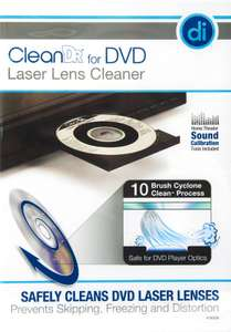 Clean Dr. - Laser Lens Cleaner / Reinigungs DVD [Digital Innovations]