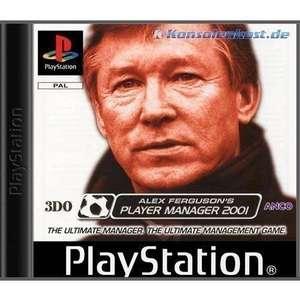 Alex Fergusons Player Manager 2001