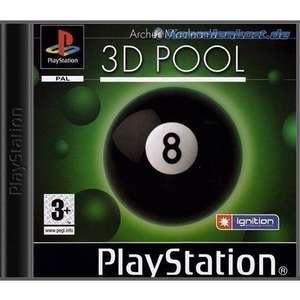 Archer Macleans 3D Pool