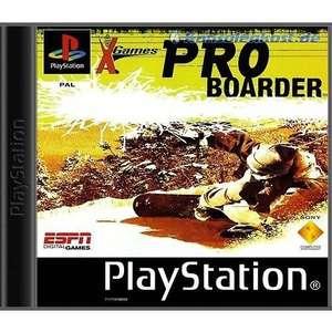 XGames Pro Boarder