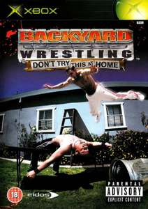 Backyard Wrestling: Dont try this at Home