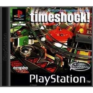 Pro Pinball - Timeshock!