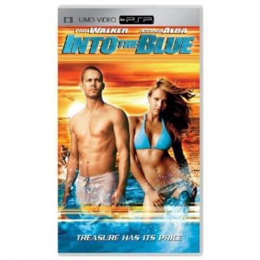 PSP - UMD Video - Into the Blue