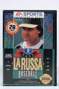 Tony La Russa Baseball