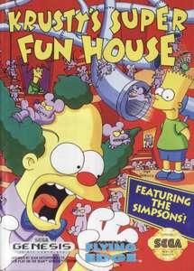Krusty's Super Fun House