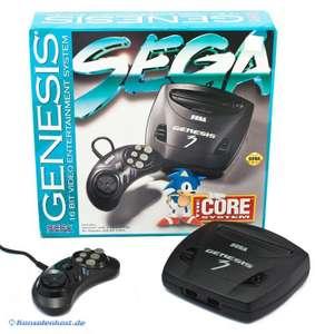 Konsole Genesis 3 + Original Controller + Zub