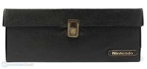 Original Tasche / Carry Case / Travel Bag / Koffer für 15 Module #schwarz [Nintendo]