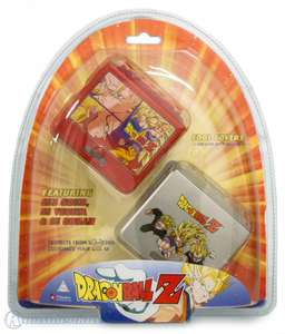 SP - 2 Dragonball Z Protection Cases / Hüllen für SP