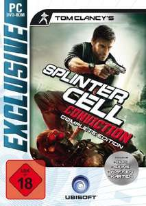 Splinter Cell: Conviction - Complete Edition [Exclusive]