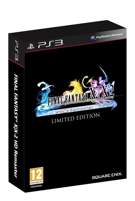 Final Fantasy X | X-2: HD Remaster - Limited Edition inkl. Artbook