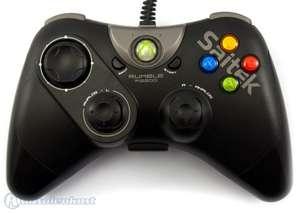 Controller / Pad #schwarz Rumble Pad P3200 [Saitek]