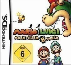 Mario & Luigi: Abenteuer Bowser / Bowser's Inside Story