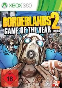 Borderlands 2 #Game of the Year Edition