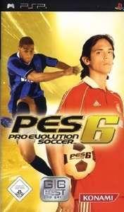Pro Evolution Soccer 6 / PES 6