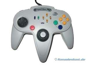 Controller / Pad #grau Competition Pro