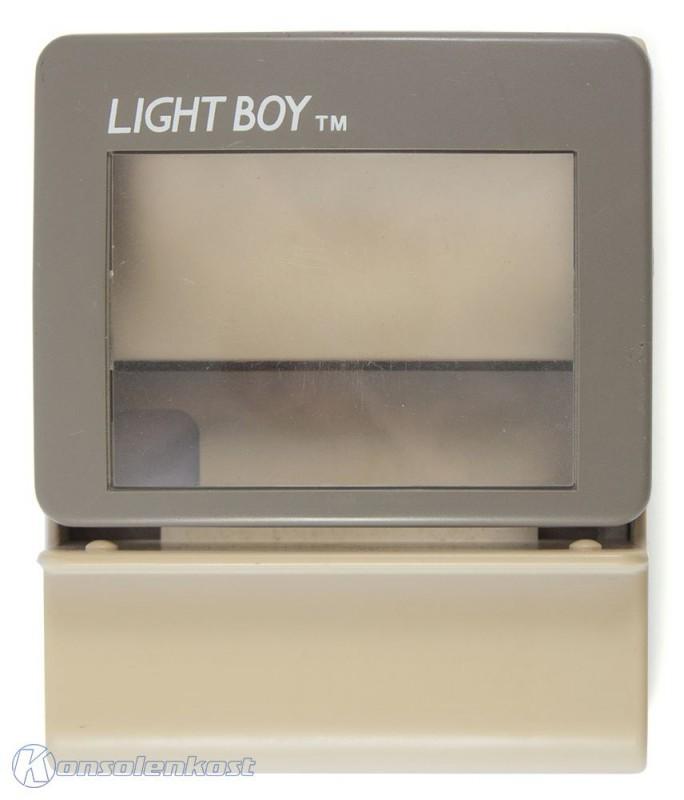 Light Boy / Licht und Lupe