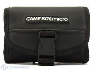 Original Tasche / Carry Case / Travel Bag #schwarz [Nintendo]