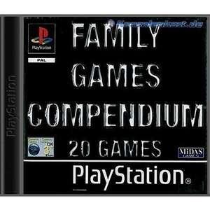 Family Games Compendium: 20 Games auf 3 CDs