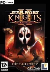 Star Wars Knights of Old Republic II: The Sith Lords