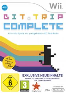 Bit Trip Complete